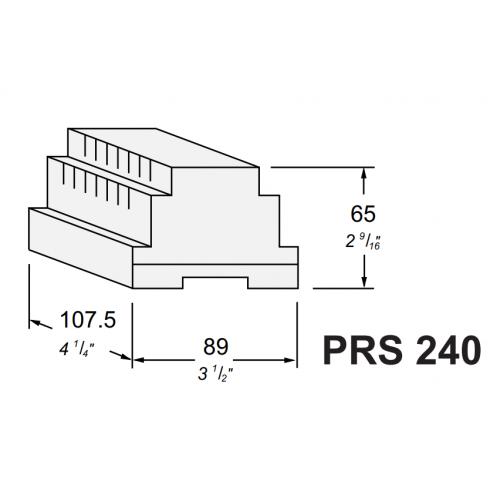 WB7100 - Uchwyt ścienny wideomonitora ST7100CW
