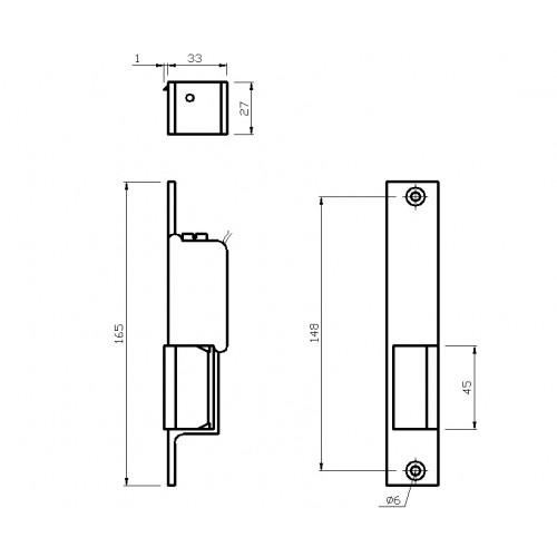 833-12AC/DC